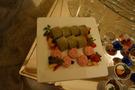 パーティ用の夕食24