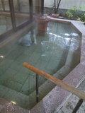 1階の風呂(朝)