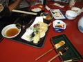 豆腐田楽がおいしかったです