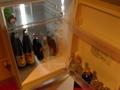 冷蔵庫の中の様子