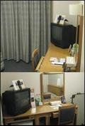 部屋の備品
