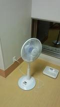 大浴場扇風機
