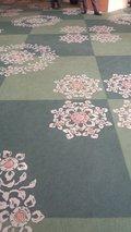 宴会場絨毯