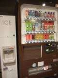 各階に自販機&製氷機