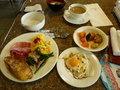 セイルフィッシュの朝食その1