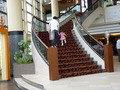 グランカフェの階段