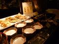 天ぷらは揚げたて