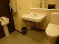 パブリックスペースのトイレ①