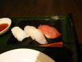 ライブキッチンのお寿司