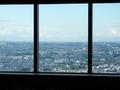ラウンジ2階からの絶景