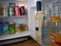 ホテルの冷蔵庫