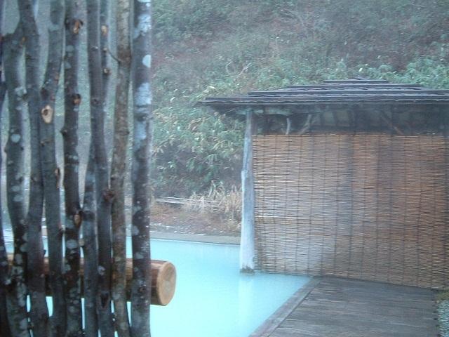 風情のある秘湯の宿