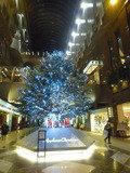クリスマスツリーがきれいでした