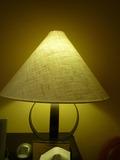 ライトがそれぞれの家具にあうように、違うものが選ばれています。
