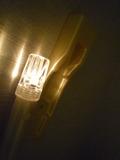 懐中電灯です