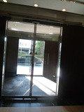 桜橋側の入り口を入ったところです