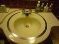 洗面台とシャンプー等