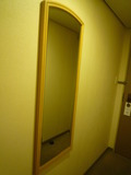 お部屋の入口です