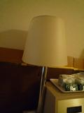 部屋のライトです