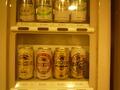 アルコールの自動販売機です