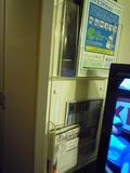 テレビ横の棚