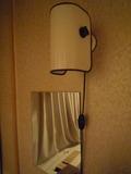 ライトと鏡