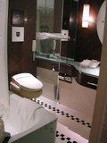 かわいらしいバスルーム