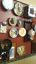 和室で頂く朝ごはん