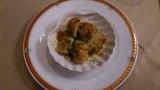 フランス料理フルコース2品目