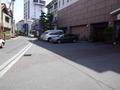 亀山亭駐車場