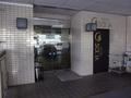 ソシアホテル入り口