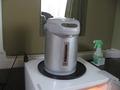 湯沸しポット
