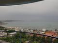 バルコニーからの眺めが良い