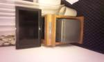 テレビ全体と冷蔵庫