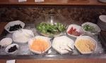 【ビュッフェレストラン】サラダ