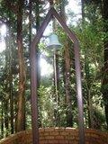 森の中の鐘