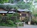 京都円山公園内にある片泊まりの宿
