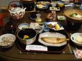 湯豆腐朝食