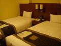 2階のベッド