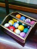 球も骨董品?