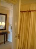 バスルーム内から撮影