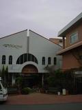 ホテル入口です