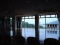 このホテルの特徴であるダンスホール