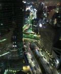 汐留の夜景