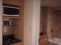ミニキッチンとバスルーム
