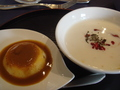 和桜ランチスープ