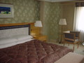 ロイヤルスィート寝室