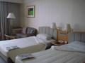 旧パレスホテルベッド