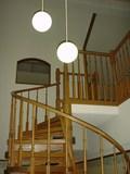 メゾネットルーム2階への階段