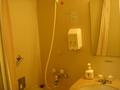 スタンダードなバスルーム
